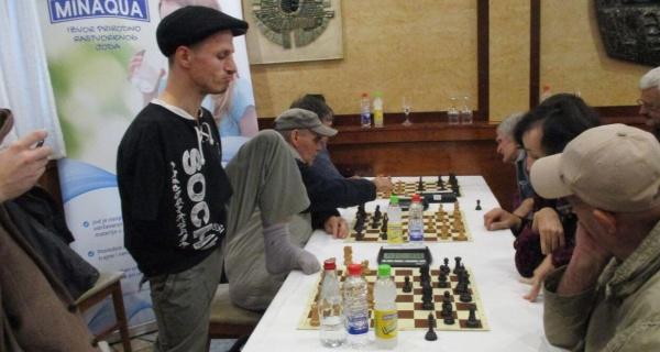 """Šahovski turnir """"Prijateljstva"""" u Novom Sadu, novembar 2018."""